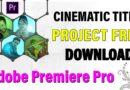 adobe premiere pro title templates free download