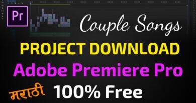 Premiere Pro Marathi Wedding Templates Free Download